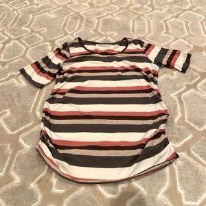 Motherhood Maternity long length shirt